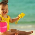 VAŽNO !!  Kako LEČITI opekotine od sunca kod dece