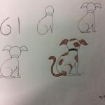 Deco naučite da crtate pomoću brojeva
