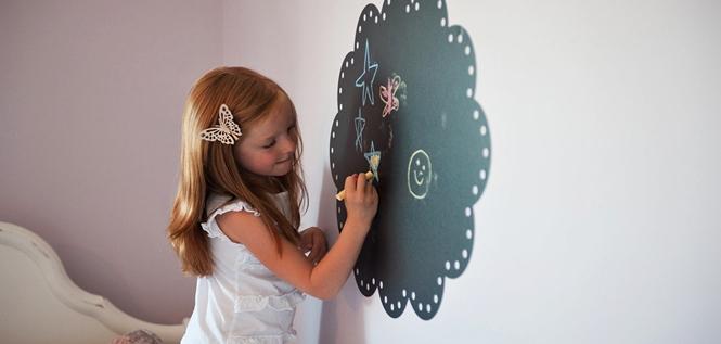 Napravite farbu za zid-tablu