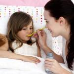 VAŽNO ! Hrana koju ne bi trebalo davati prehlađenoj deci