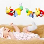 VAŽNO :Aktivnosti koje jačaju bebin fizički razvoj od rodjenja do 3. meseca