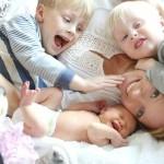 VREDNO VAŠE PAŽNJE : Zašto je treće dete bilo najbolja odluka koju sam donela