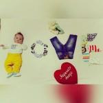 Čarolije jedne mame :Mali Viktor u svetu mašte (Foto)