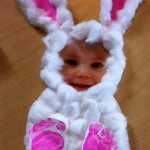 Vaše dete najsladji uskršnji zeka :)