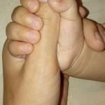 Kada vas dotakne ovim malim ručicama shvatićete da se ništa ne može porediti sa tom srećom