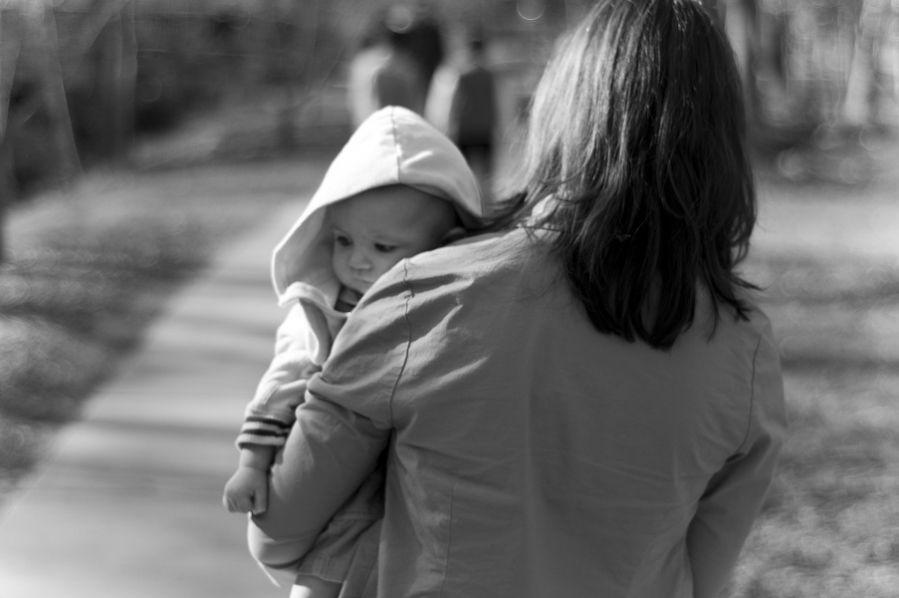 samohrane mame