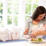 OVO SVE TREBA DA ZNATE :Maminom ishranom protiv bebinih grčeva