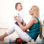 Zašto su deca tako NEMOGUĆA u blizini svojih majki ?