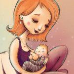 LEPO JE ZNATI : Kako nastaje majčino mleko?