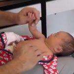 Naša bebica urlala je od grčeva u stomaku! Kad smo otišli kod doktora on je uradio nešto NE BAŠ PRIJATNO, ali bebi je sada bolje