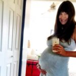 Šta je beba uradila u maminom stomaku:Prizor je bio posebno simpatičan i dirljiv jer su ona i njen suprug …