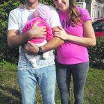 Roditelji iz Nove Pazove očekivali su blizance, a onda je i njih i lekare iznenadila Lenka REKORDERKA