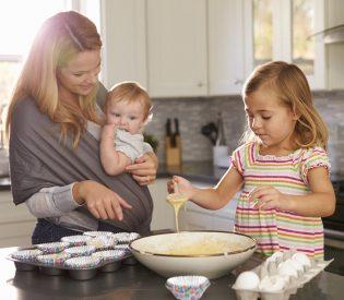 Mamama je teško gledati kako se njihovi mališani muče sa zubićima.Napravite im ukusne keksiće za zubiće.