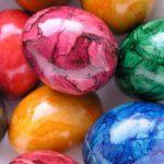 FANTASTIČNA I JEDNOSTAVNA METODA !Farbanje jaja na PARI !