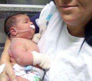Mala Gabrijela je oborila REKORD BOLNICE: Kada su je videli, i lekari i mama OSTALI SU ZAPANJENI