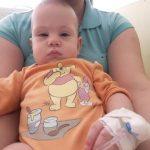 Hoću da skrenem pažnju mama sa malim bebama kao što je moja što se tiče virusa šaka i stopala!