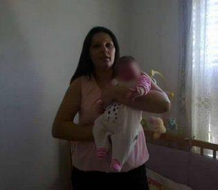 U šabačkom porodilištu rođena je vicešampionska beba u težini, a mama Slađana Maksimović (30) rekorder je u težini rođene dece