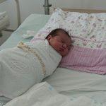 Dunja Lakatuš je prva beba rođena u Zrenjaninu u 2019. godini