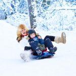 Roditelji, sankajte se sa decom: PET fantastičnih razlog za to !!