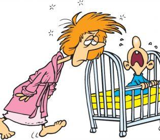 Mama nasmejala društvene mreže: Molim vas, uhapstite me da se malo naspavam